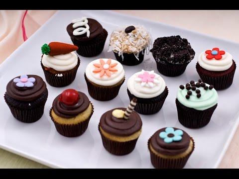 Cách làm bánh cupcake | Foci