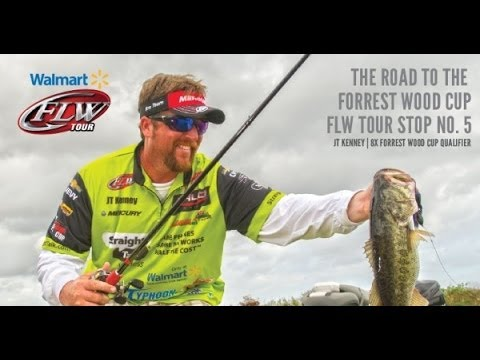 Walmart FLW Tour: Pickwick Lake - Day 2 weigh-in
