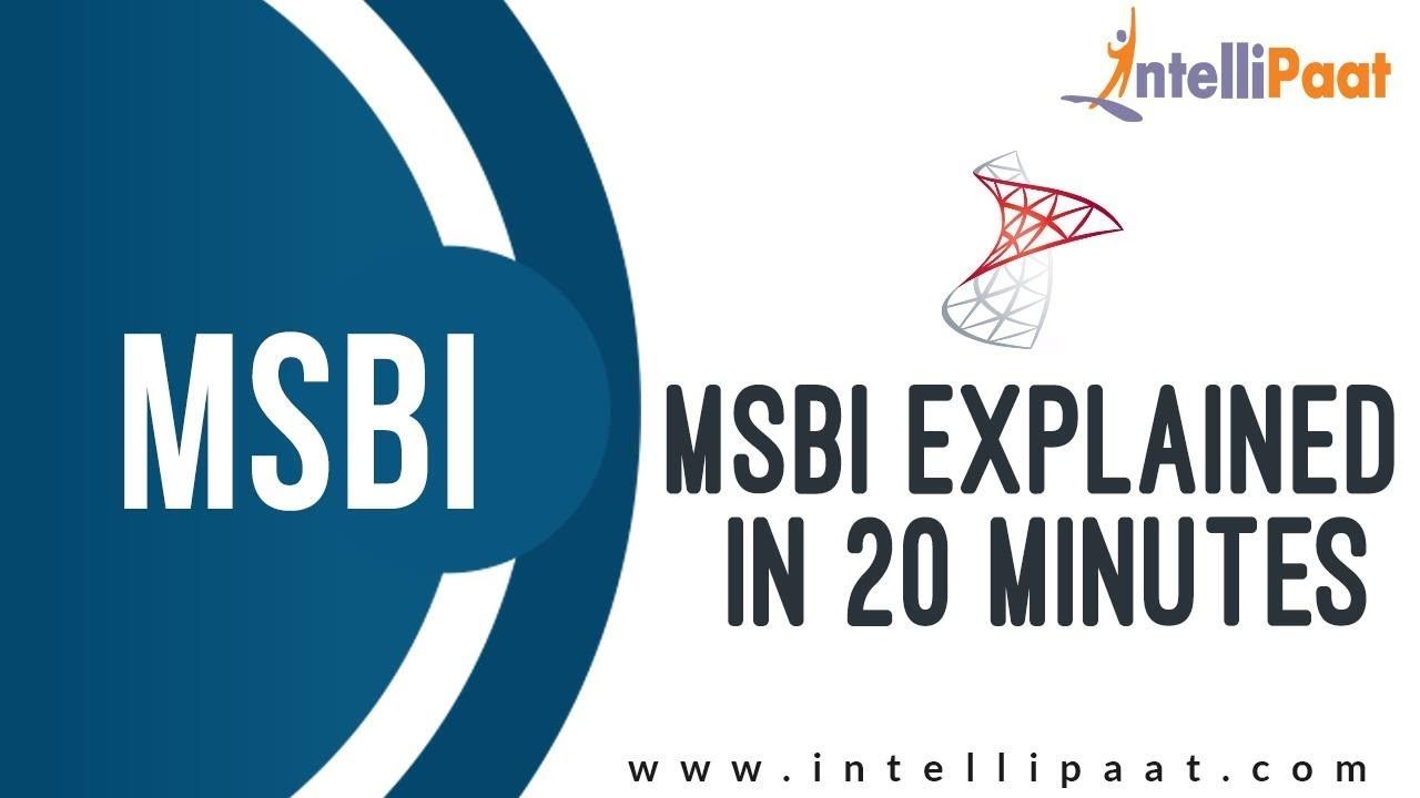 Learn ssis,ssas and ssrs ( msbi ) step by step youtube.