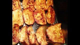 Healthy Cinnamon Pumpkin Spice Baked Apples, Fall Recipe