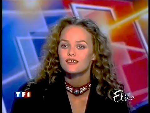 J.T. Janvier 1995 Vanessa Paradis PROMO ELISA