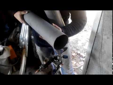 стыковка пластиковых канализационных труб