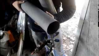 видео Канализационные пластиковые трубы