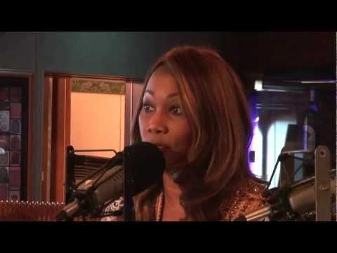 Yolanda Adams on The Donnie McClurkin Show