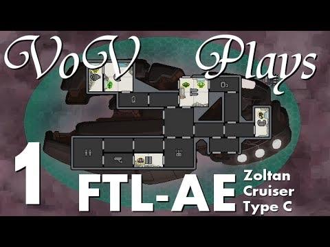 Power Struggle - VoV Plays FTL AE: Zoltan Cruiser Type C - Part 1