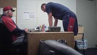 Repeat youtube video Twins March Madness Prank