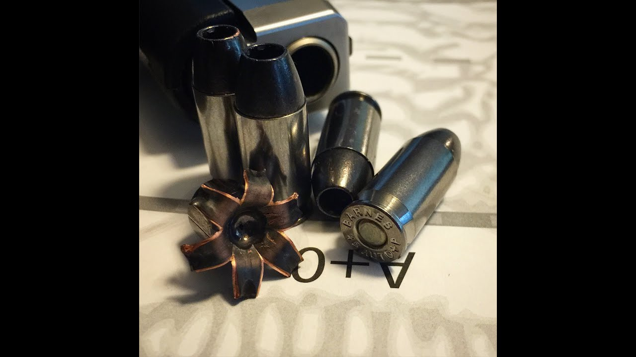 TAC-XPD - Barnes Bullets