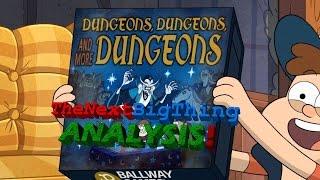 Gravity Falls - Ds,Ds, und vieles mehr Ds Gigantische Analyse-Video!!!