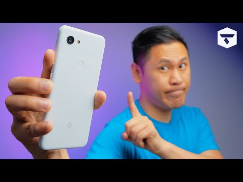 The Google Pixel 3a and Pixel 3a XL WASN'T MADE FOR YOU!