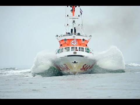 Shipsforsale Sweden DGzRS rescue vessel MINDEN, SOLD.