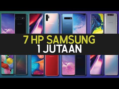 5 HP SAMSUNG RAM 4GB HARGA MULAI 1 JUTAAN 2020.