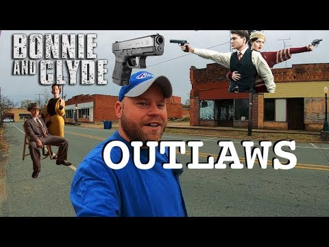 Adventure & Ambush of Bonnie & Clyde
