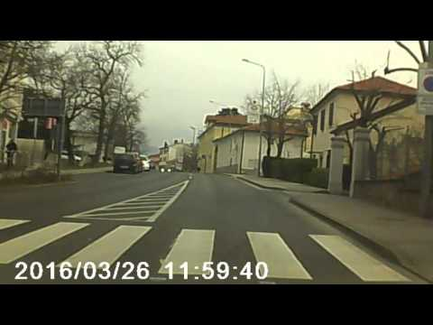 sežana dash cam take 1