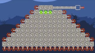 Bad Piggies - EXTREME GIANT TANK CAN DESTROY EVERYTHING!!