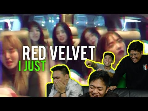 """""""I JUST"""" Can't Get Enough Of RED VELVET (MV Reaction) #flawless"""