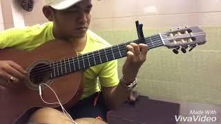 Chờ Trên Tháng Năm - [Mitxi Tòng]Guitar Solo