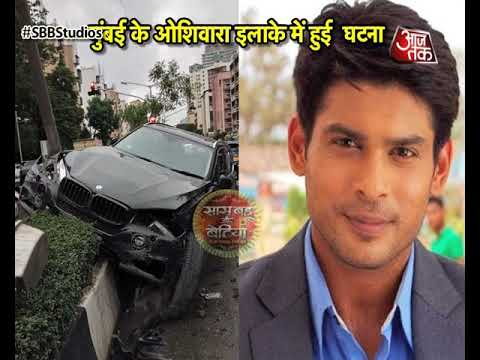 SHOCKING! Siddharth Shukla Meets With A SHOCKING ACCIDENT!