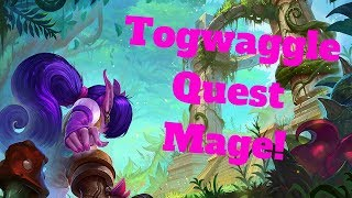 King Togwaggle Quest Mage! [Hearthstone Game of the Day]