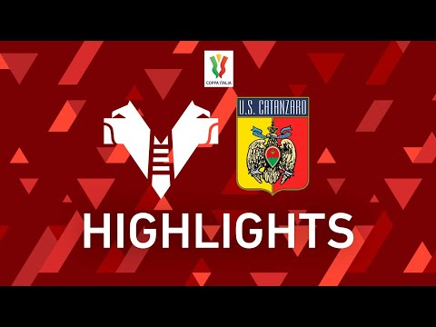 Helas Verona Catanzaro Goals And Highlights