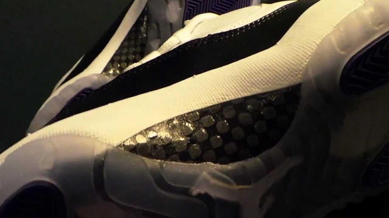 f249393f242b5 Perfect jordan XI carbon fiber fix tutorial - YouTube