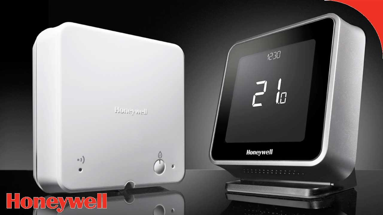 Installing The Honeywell Lyric T6r Thermostat Youtube Wiring Diagram For Room Stat