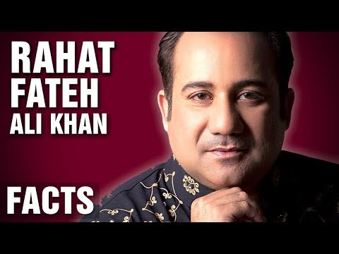 12 Surprising Facts About Rahat Fateh Ali Khan
