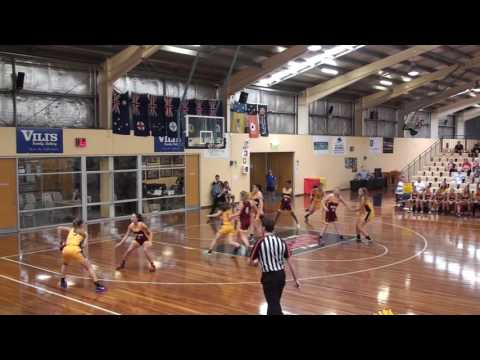Mia Satie (Yellow #5): West Australia Metro v QLD North - Quarter 1