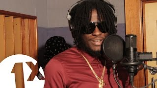 1Xtra in Jamaica - Aidonia freestyles for Seani B in Jamaica