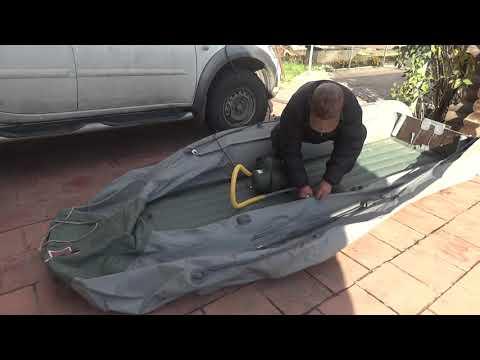 Можно ли накачать лодку компрессором