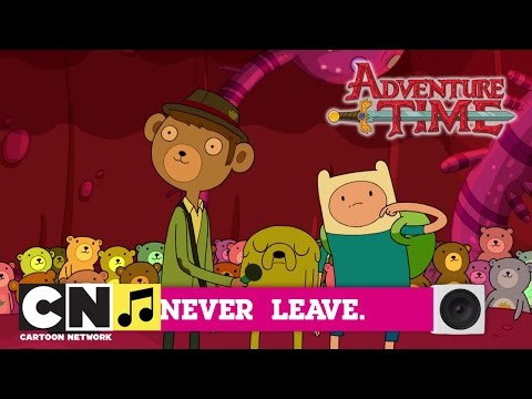 Adventure Time  Bears– Toon Tunes Songs  Cartoon Network