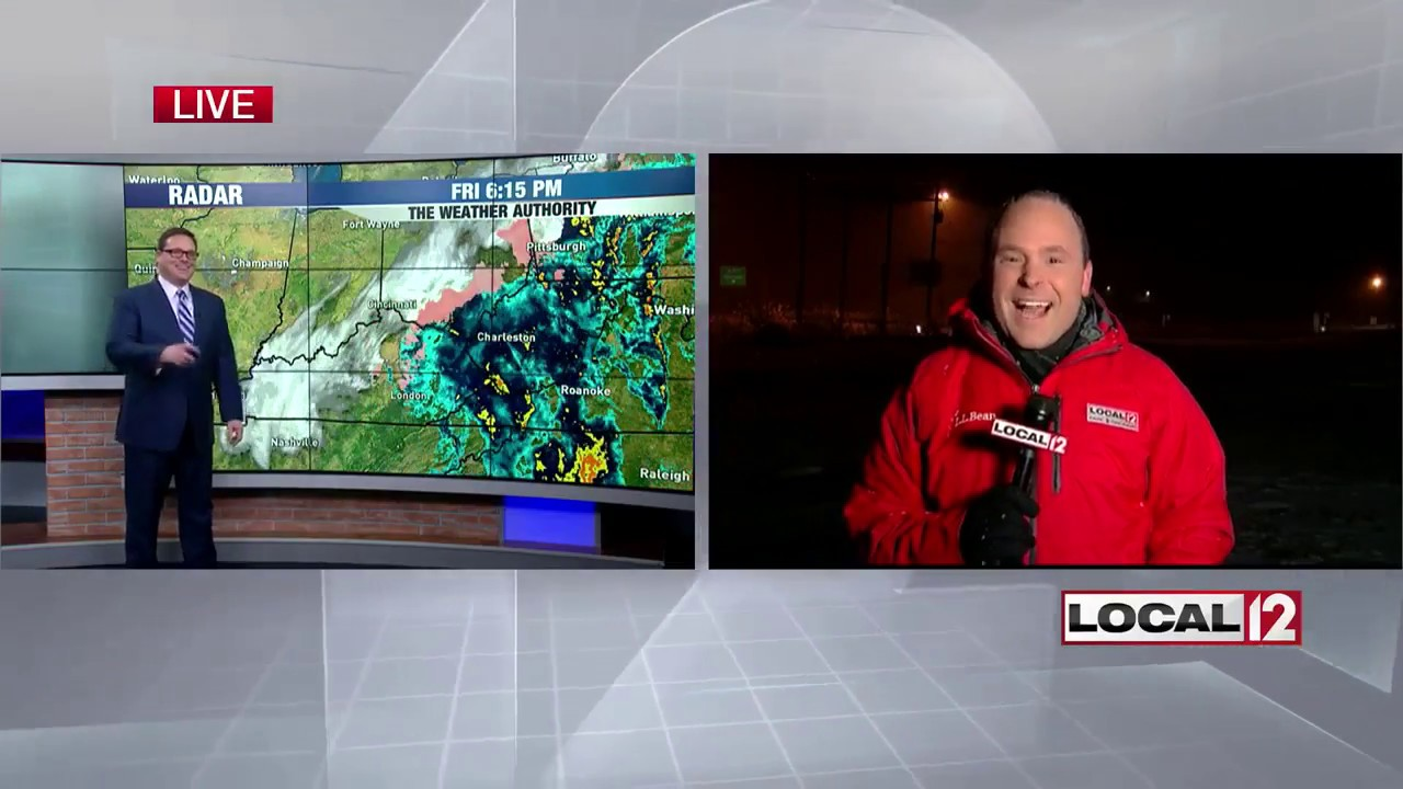 Wkrc Local 12 News Team Weather Coverage Local 12 News Live At 6