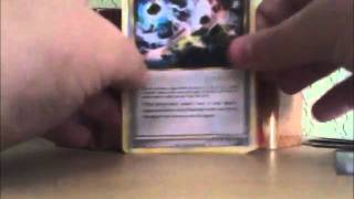 opening one pokemon rising rivals pack