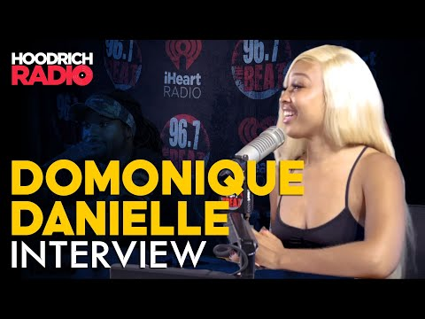 DJ Scream - Domonique Danielle On Viral Skits, Acting, Modeling, Singing & More