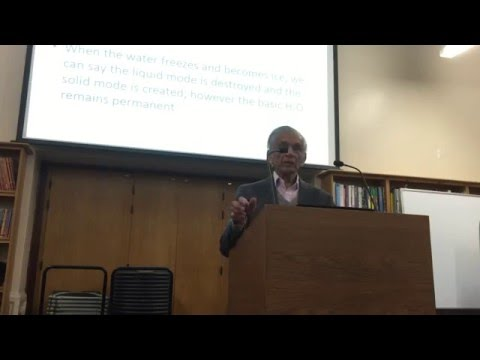 Nature of Reality by Dr. Vinodbhai Kapashi_26 February 2016