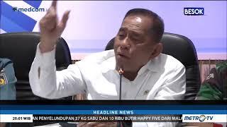 Bantah Prabowo, Menhan: Seribu Tahun RI Mampu Berperang!