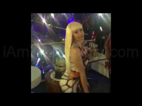 "🔥 Cardi B Twerking To Vybz Kartel ""FEVER"" #WorlGovt (Sep 2017)"
