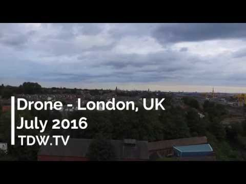 Drone Footage - London - July 2016 - 2 thumbnail