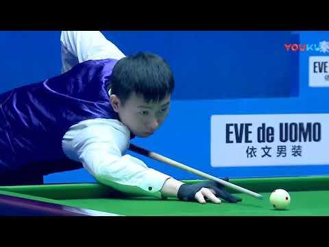 Sun Peng VS Wang Ye - China Qualifiers - 2018 World Chinese 8 Ball Masters Grand Final
