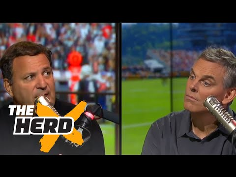 Michael Lombardi: The Cowboys are like the best CFL team in the NFL | THE HERD