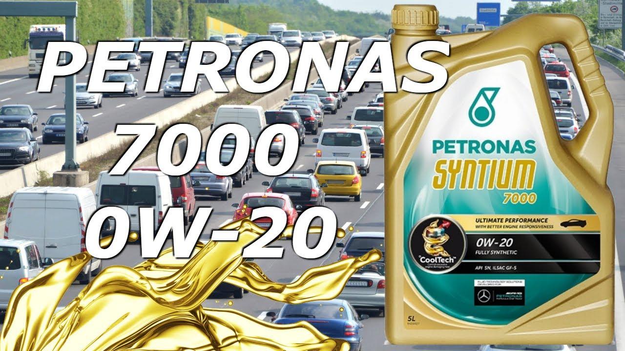 😵 [7000?] 😅 Aceite Motor  Petronas 7000 0w20