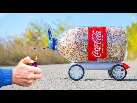 Experiment: Turbo Cola XXL