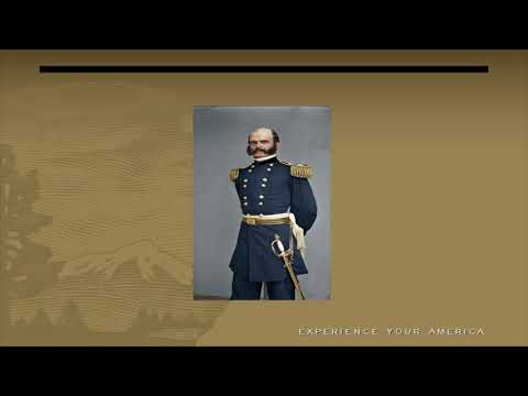 Ambrose Burnside: An Innovator in Facial Hair & Firearms
