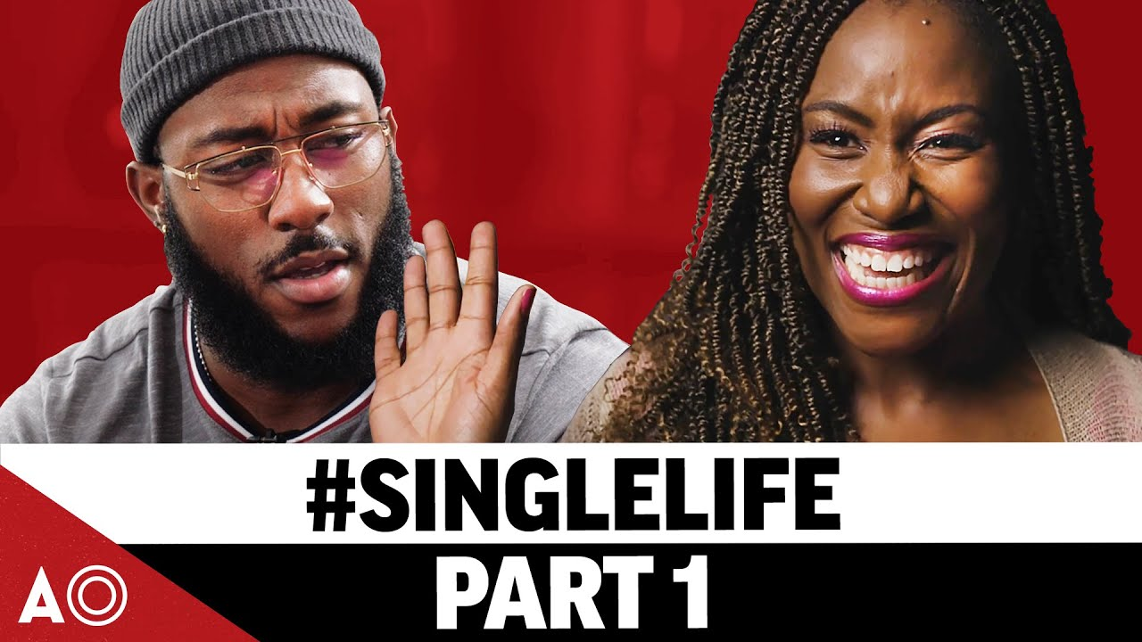 Hold Up: Are Single People Happy? (She Kept It TOO REAL!) | #SingleLife Pt.1