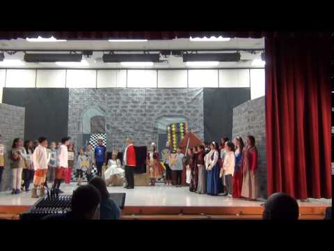 Part 1 Musical The Emperor's New Clothes by Wyatt Elementary Plano TX