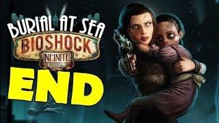 Bioshock Infinite Burial at Sea Ending Walkthrough Gameplay Let