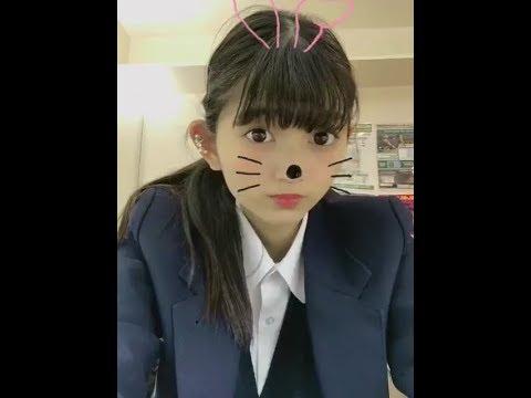 20180411 梶川愛美ちゃん(原宿駅前パーティーズNEXT)がtwitterに投降した動画です。