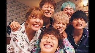 AAA 癒される!メンバーのくしゃっとした笑顔画像集1 與真司郎 宇野実...