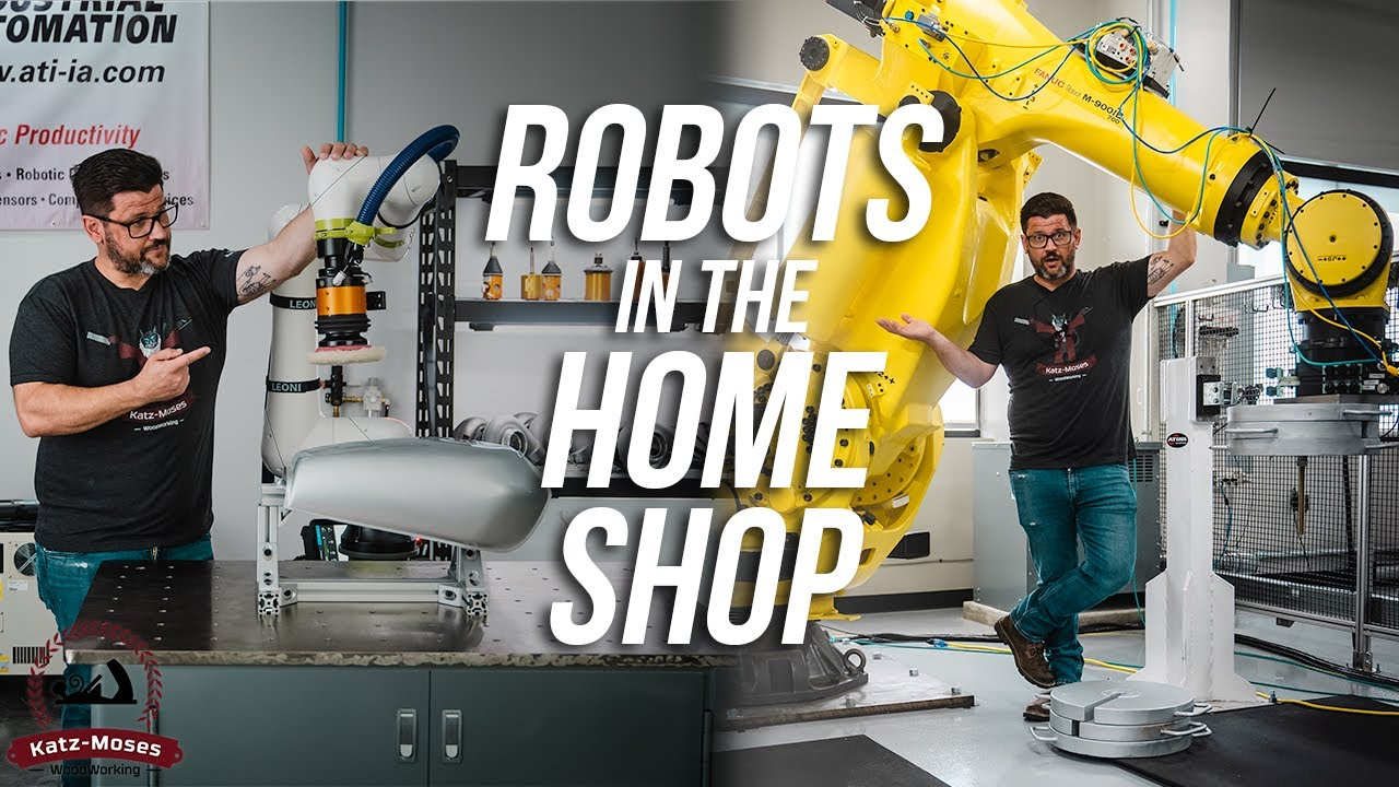 Are CoBots the Future of the Small Shop?