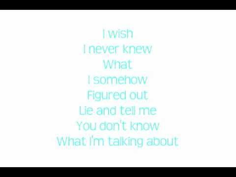 Ke$ha -Bad Dream- Lyrics On Screen