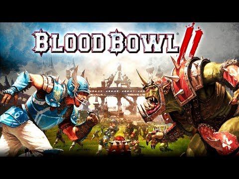 Bloodbowl 2: 35th League - #1 - Lizardmen vs Nurgle